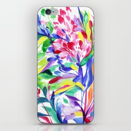 Abstract Roses 3 iPhone Skin