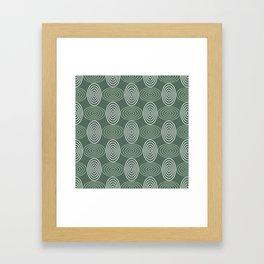 Op Art 66 Framed Art Print