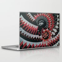indian Laptop & iPad Skins featuring #indian# by YaZ#