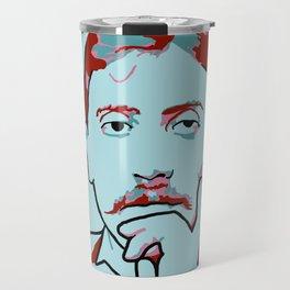 Marcel Proust Travel Mug