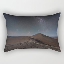 The Road to Paranal Rectangular Pillow