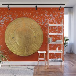 Land of the rising sun Wall Mural