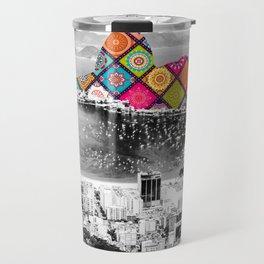 Funky Landmark - Rio Travel Mug
