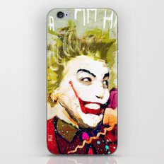 The Joker iPhone & iPod Skin