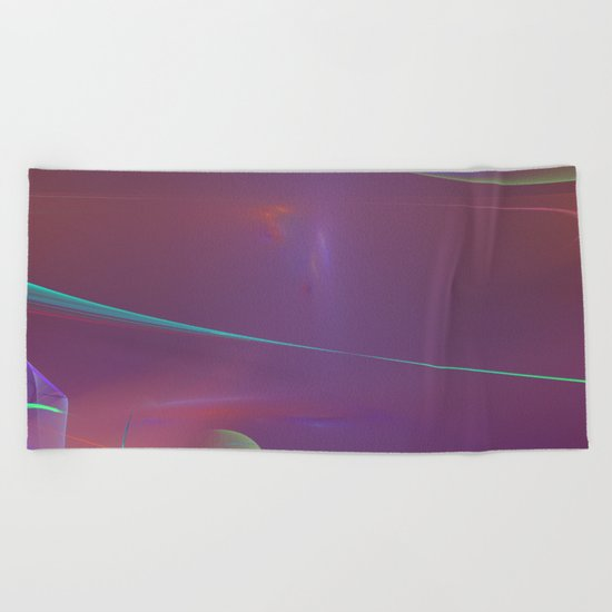 Galaxie Beach Towel