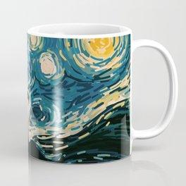 Taehyung Starry Night Coffee Mug