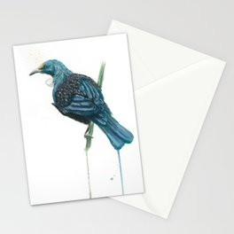 The Parson Bird aka Tui Stationery Cards