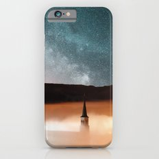 Foggy Landscape #church iPhone 6s Slim Case