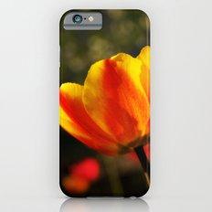 Tulip love (yellow) iPhone 6s Slim Case