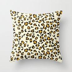 Catmovelage Throw Pillow