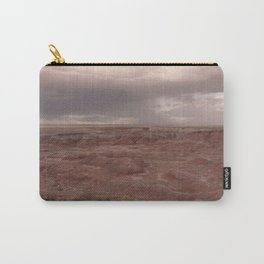 Desert Rain Clouds Carry-All Pouch