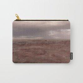 Desert Rain Clouds Carry-All Pouch