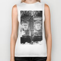 equality Biker Tanks featuring Equality by Sandy Broenimann