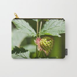 Young Salmonberry Photography Print Carry-All Pouch