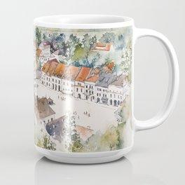 Old Marketplace in Kazimierz Dolny | Poland Coffee Mug