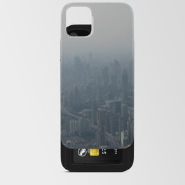 fade to gray (Shanghai) iPhone Card Case