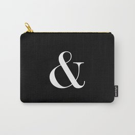 AMPERSAND B&W Carry-All Pouch