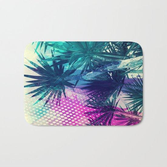 Tropical Explosion Bath Mat