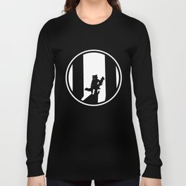 Rocket Raccoon Long Sleeve T-shirt