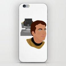 The Elder Kirk iPhone & iPod Skin