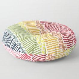 TribeMeColor Floor Pillow