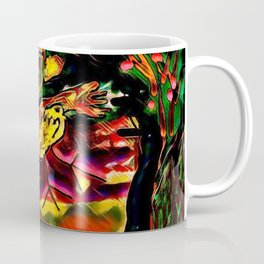 The anxious ogre Coffee Mug