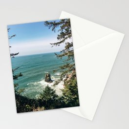 Into The Sea You & Me Stationery Cards