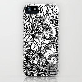 Sketchbook_19 iPhone Case