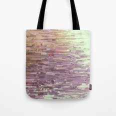 Mini square colors Tote Bag