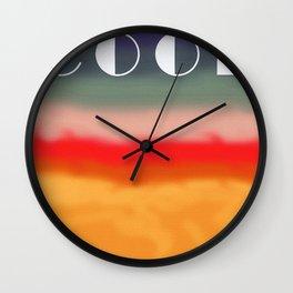 I Am Feeling So Cool Wall Clock