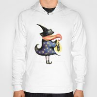 wicked Hoodies featuring Wicked by Amanda Sharples Illustration