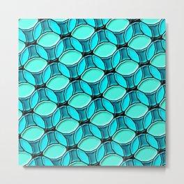 Geometrix 116 Metal Print
