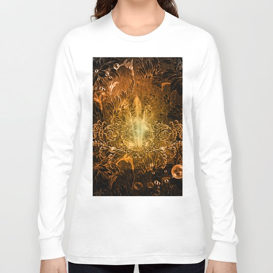 Vintage design  Long Sleeve T-shirt