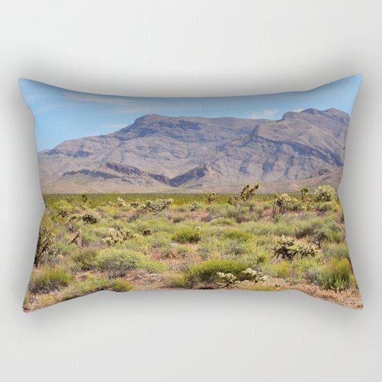 Painted Desert - I Rectangular Pillow