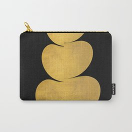 Gold ovals Carry-All Pouch