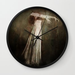 Heir Of Nothing Wall Clock