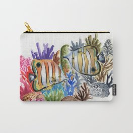 Dying Reef Carry-All Pouch