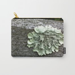 single lichen Carry-All Pouch