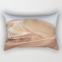 Desert Skull Rectangular Pillow