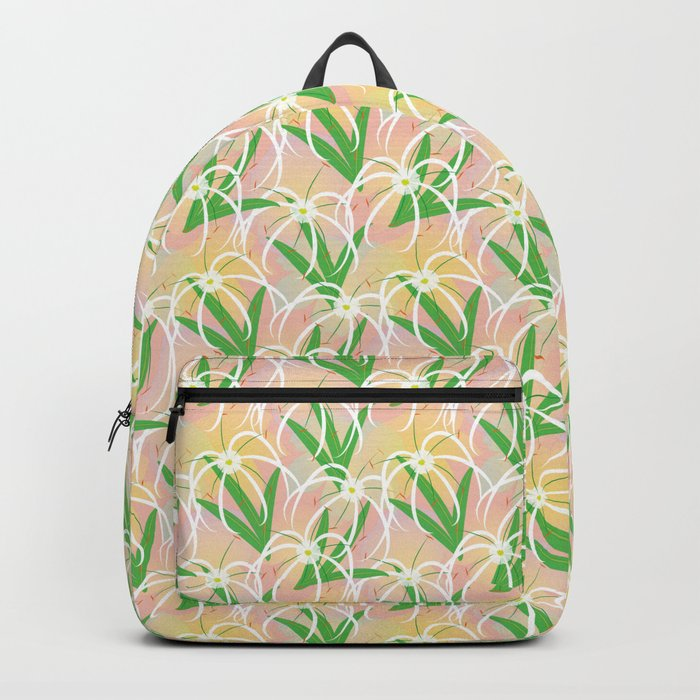 Spider Lily Backpack