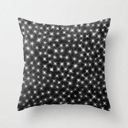 Stars Stars Stars Throw Pillow