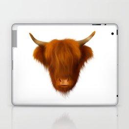 Hairy Highlander Laptop & iPad Skin