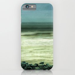 Sea Turmoil iPhone Case