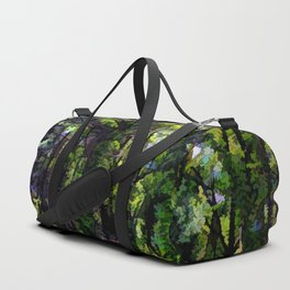Vine Wrapped Forest Duffle Bag