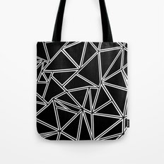 Shattered Ab Zoom Tote Bag
