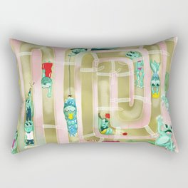 tadpoles Rectangular Pillow
