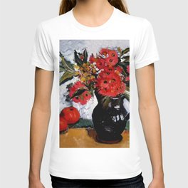 """""""Still Life With Eucalyptus and Apples"""" by Margaret Preston T-shirt"""