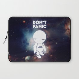 Don't Panic Marvin Laptop Sleeve