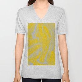 Yellow Sky Unisex V-Neck