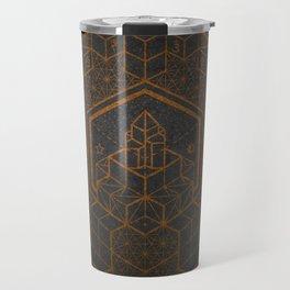 The Inner Truth Copper Travel Mug
